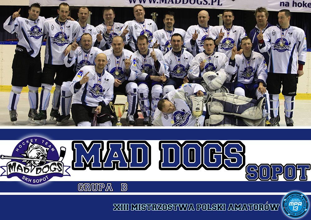 Mad Dogs Sopot