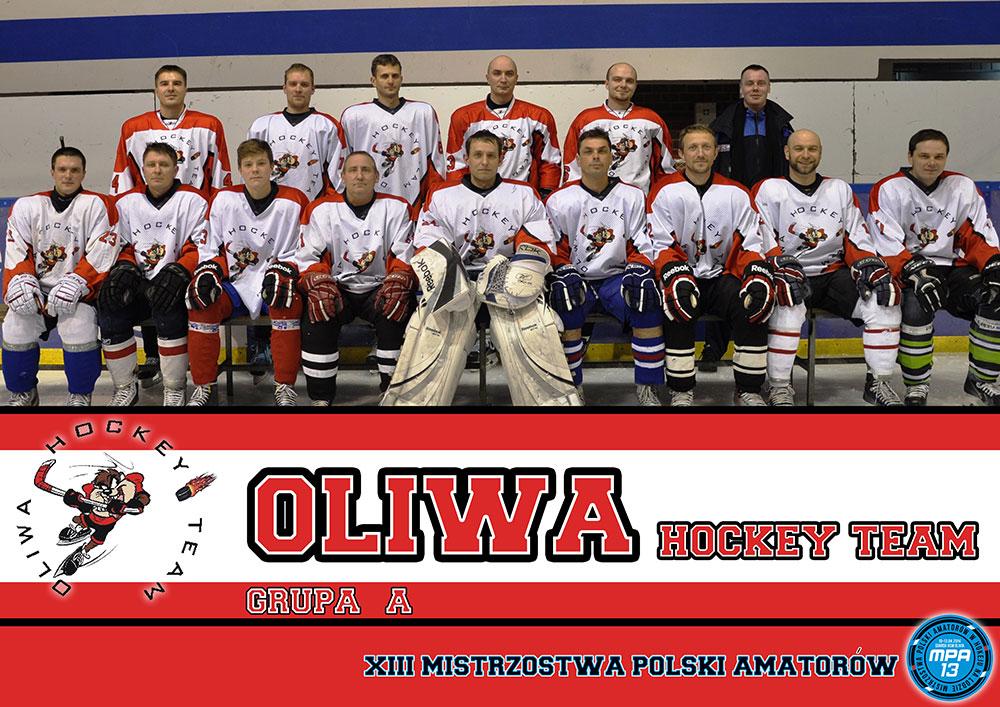 Oliwa Hockey Team